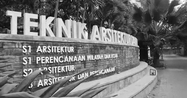 jurusan arsitektur terbaik di Indonesia UGM