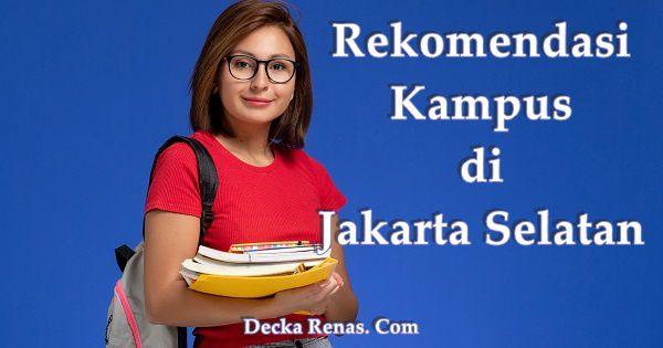 Universitas di Jakarta Selatan