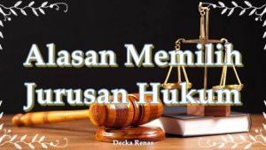 Ilustrasi Jurusan Hukum